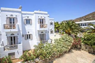 amenities porto holidays tinos apartments building 2