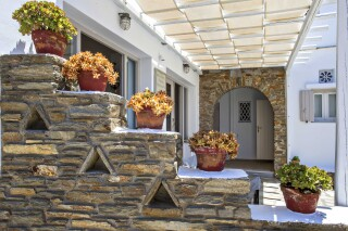 amenities porto holidays tinos apartments details