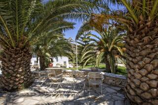 amenities porto holidays tinos garden