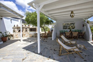 building a porto holidays apartments bbq veranda