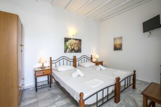 building a porto holidays tinos double beds and amenities