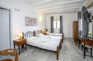 building a porto holidays tinos master bedroom